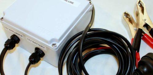 DIY 240 Volt Relay Backup Switch