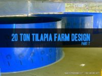 fish farm design aquaculture tanks