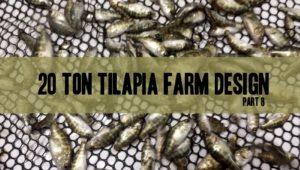 tilapia farm design aquaculture aquaponics