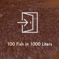 High fish stocking density