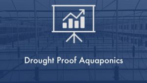 drought proof aquaponics